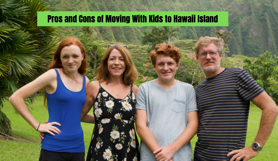 Moving Your Children to Hawaii