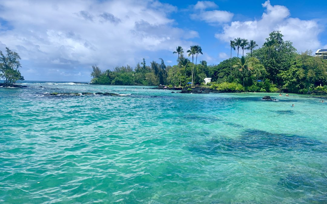 Top 4 Beaches in East Hawaii
