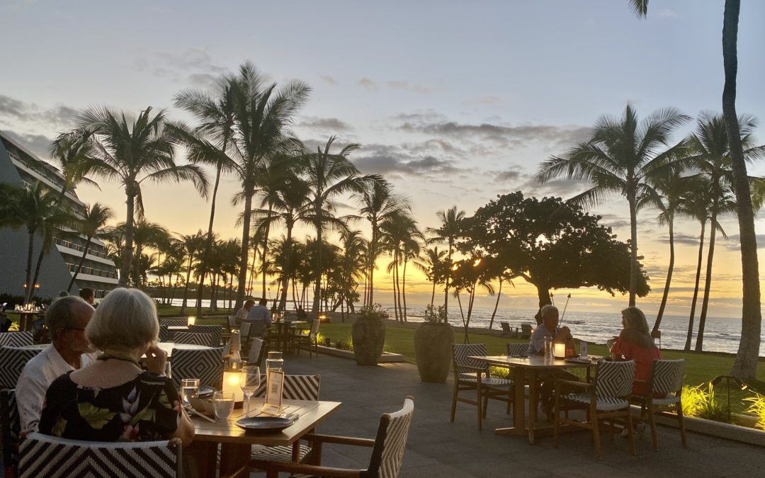 Restaurant Spotlight-Canoe House at Mauna Lani Resort