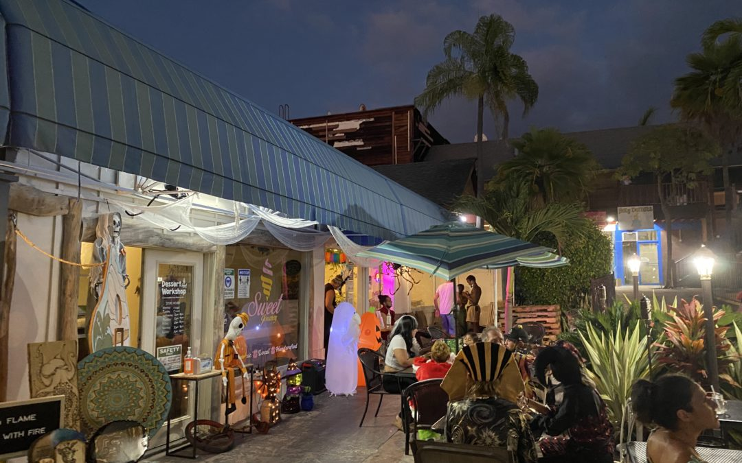 Outdoor Restaurants and Farmers Markets In West Hawaii