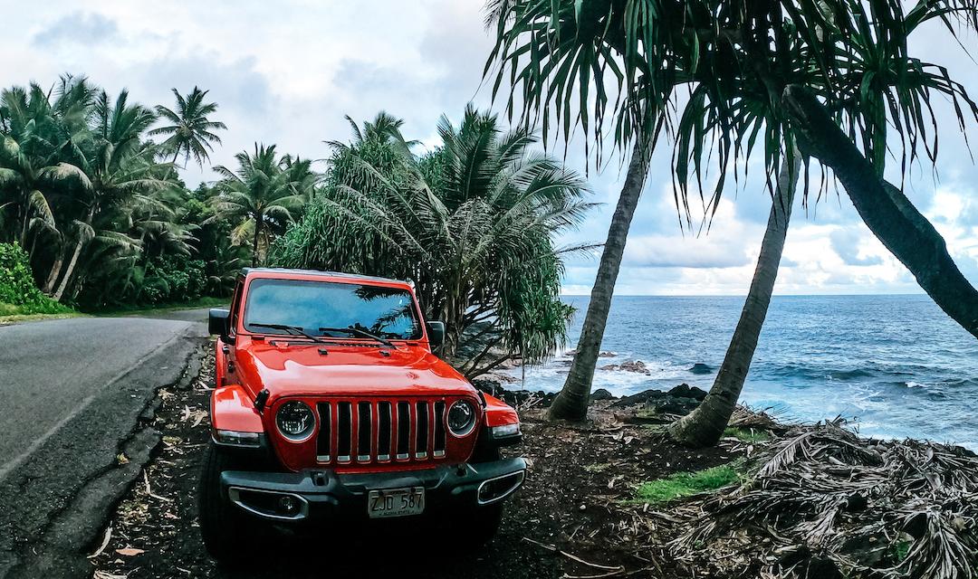 Car Shortage Hits Hawaii Island