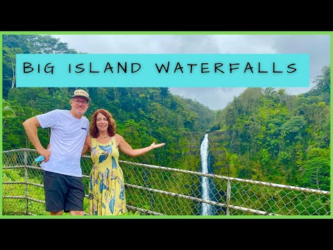 Discover Epic Big Island Waterfalls in East Hawaii