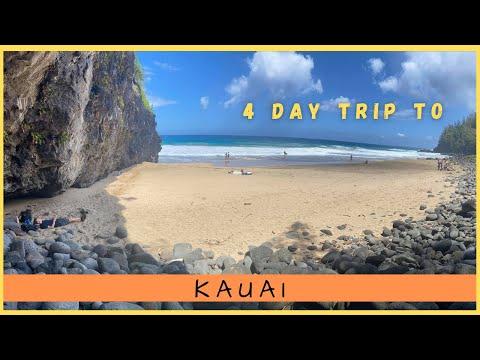 4 Day Trip to Kauai