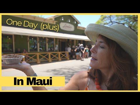 36 Hours In Maui -Eat, Hike, Farm Tour