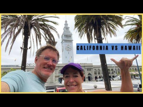Is California Better Than Hawaii?