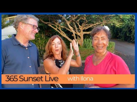 365 Sunset Live – Illona Honig – Hawaiian Healer