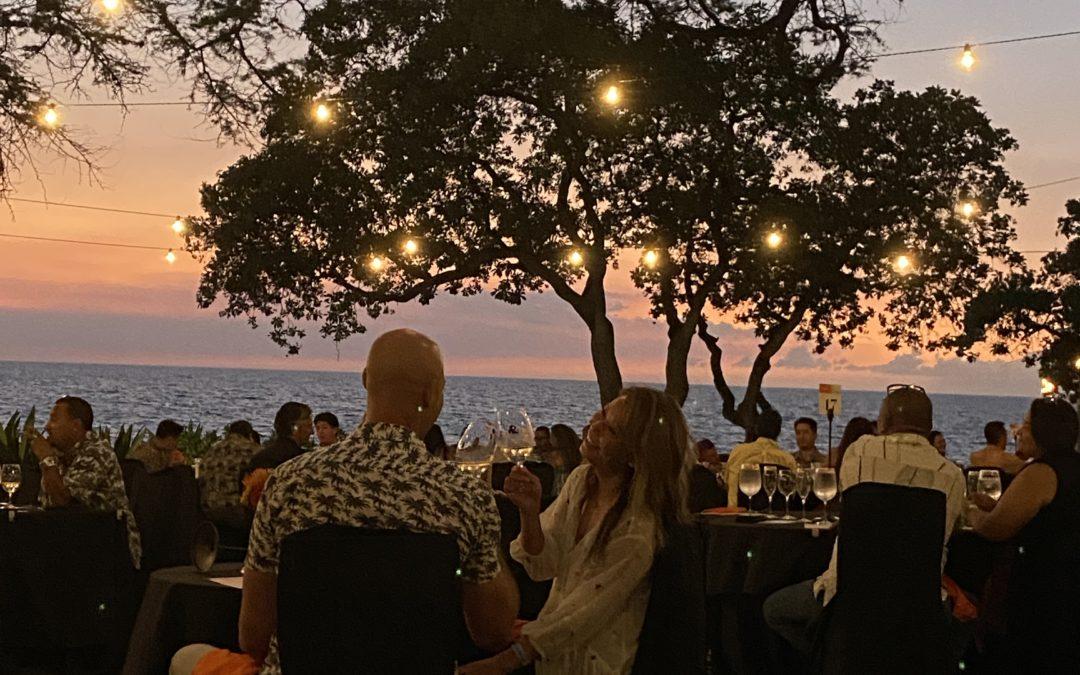 Hawaii Food and Wine Festival – A Spectacular Culinary Evening at the Mauna Kea