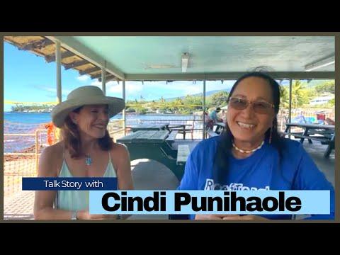 Talk Story with Cindi Punihaole – Insights from a Native Hawaiian Growing up In Kahalu'u